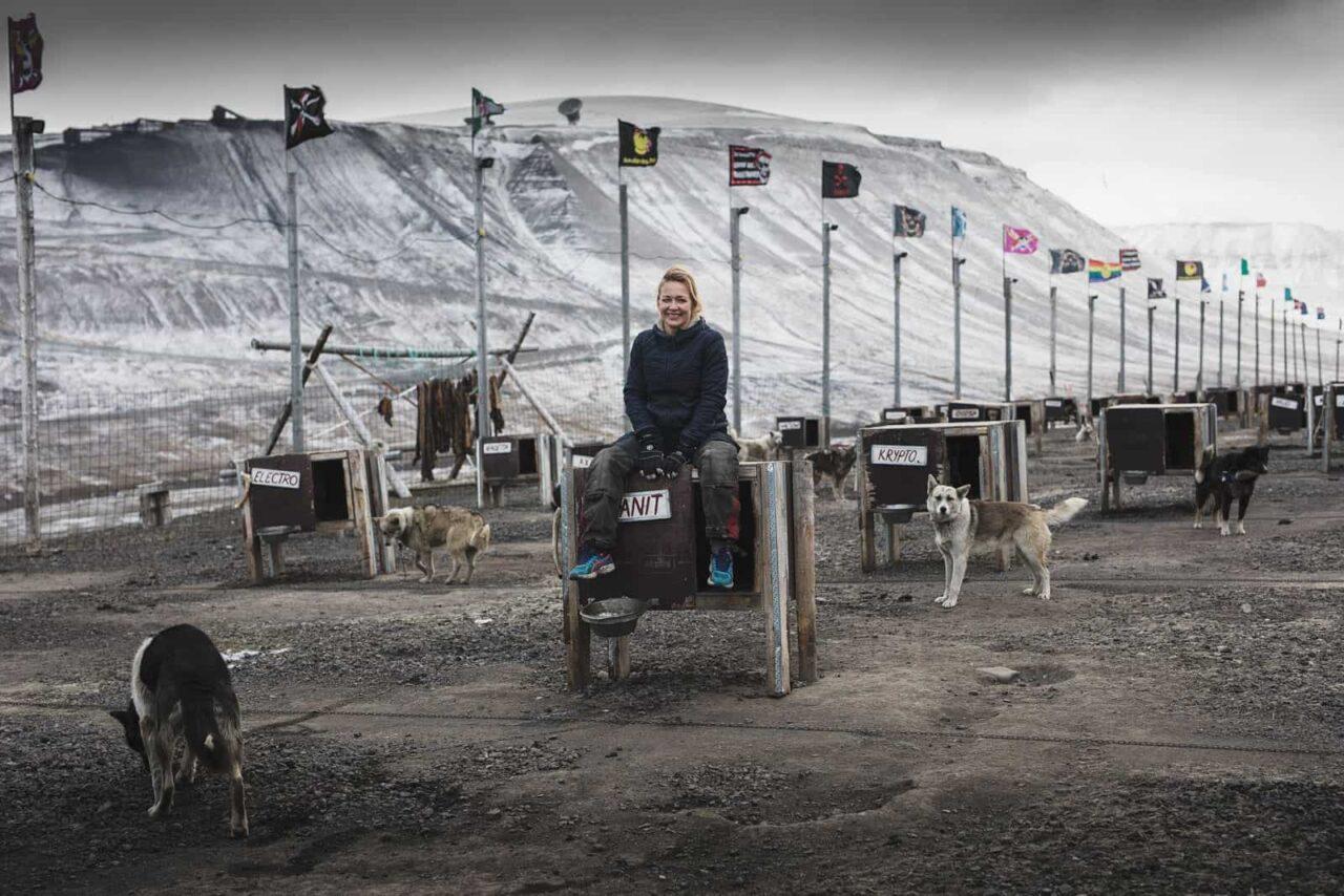 Green Dog Svalbard