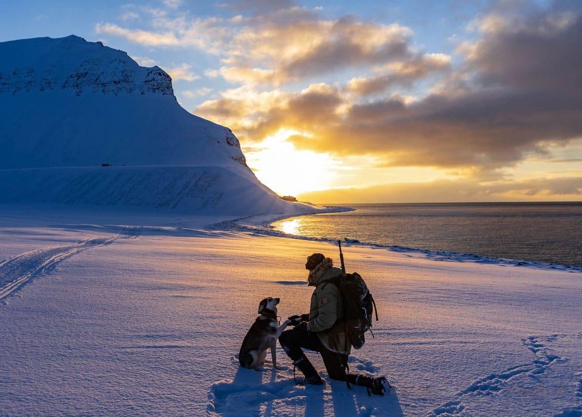 Livet på Svalbard og Green Dog 1
