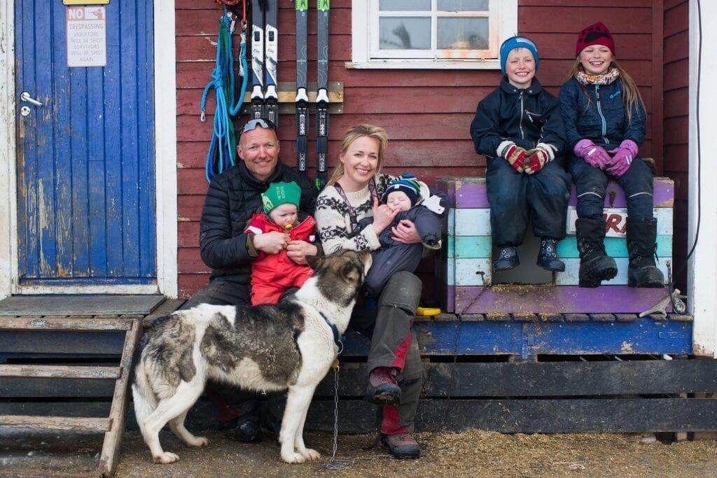 Green Dog Familien